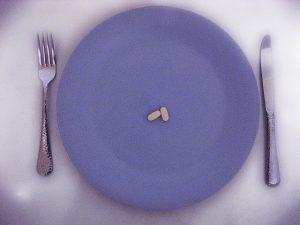 Fogyókúrás tabletta