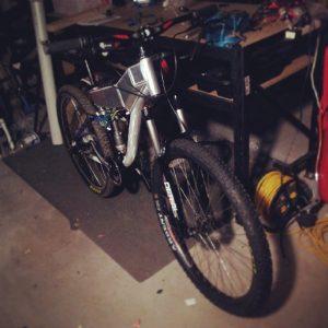 Minőségi elektromos kerékpár