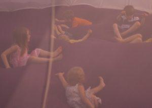 A gyerekek kedvence a  babzsák