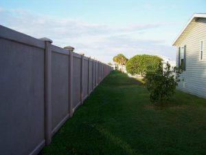 Dekoratív kerítés
